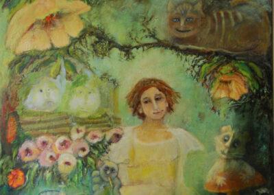 Marjan Kwaaitaal - Alice in Wonderland