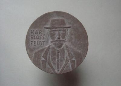 Kees Reek - Blossfeldt - terracotta - 7 cm