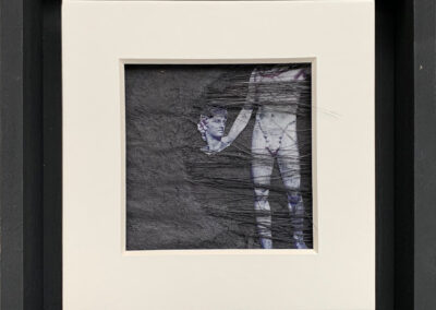 Wanda Janota - Mythologische figuur - 2019 - assemblage - 20 x 20 x 3cm